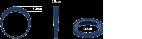 リング・スクエアの基本デザイン図