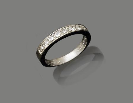 ダイヤモンドのリフォーム・リング